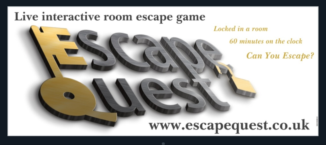 Book your Escape Quest game