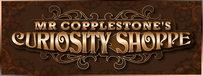 Can You Escape Mr Copplestone's Curiosity Shoppe